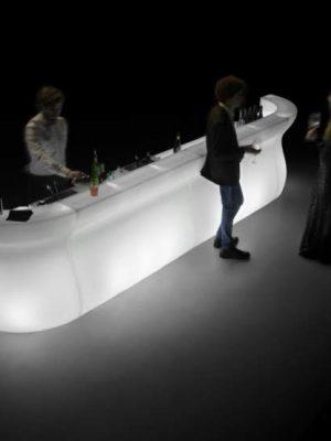 LED barový pult