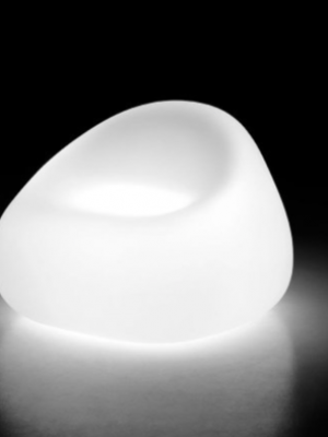 LED křeslo