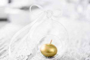 Svatební svíčky a svícny