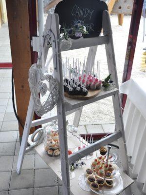 Štafle na dekorace